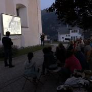 Fledermaus-Public Viewing